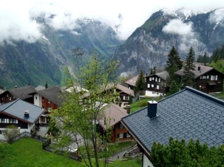 Murren Village